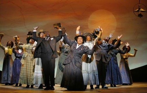 The color purple returns to new york stage